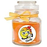 HS Candle - Vela aromática en tarro de cristal Diseños.