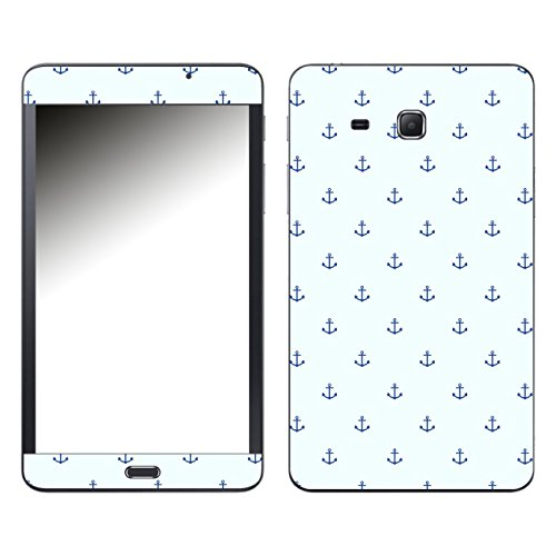 'Disagu SF 107326_ 1041Design' Clip On Back Cover For Samsung Galaxy Tab A (2016) Small Anchor Clear