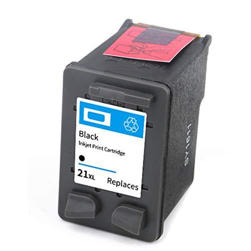 Cartuchos de tinta de repuesto para impresora HP Deskjet 3910 D2460 F2235 2180 2280 F370 Officejet 4315 J3680 de inyección de tinta negro y negro tricolor