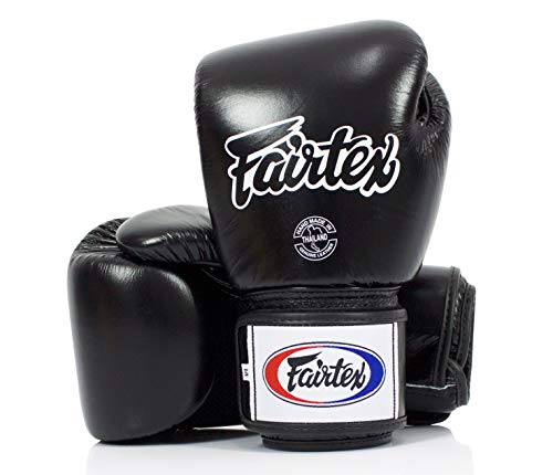 Fairtex Muay Thai Boxing Gloves. BGV1-BR Breathable Gloves