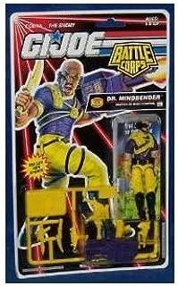 GI Joe Battle Corps Dr. Mindbender - Master of Mind Control Action Figure