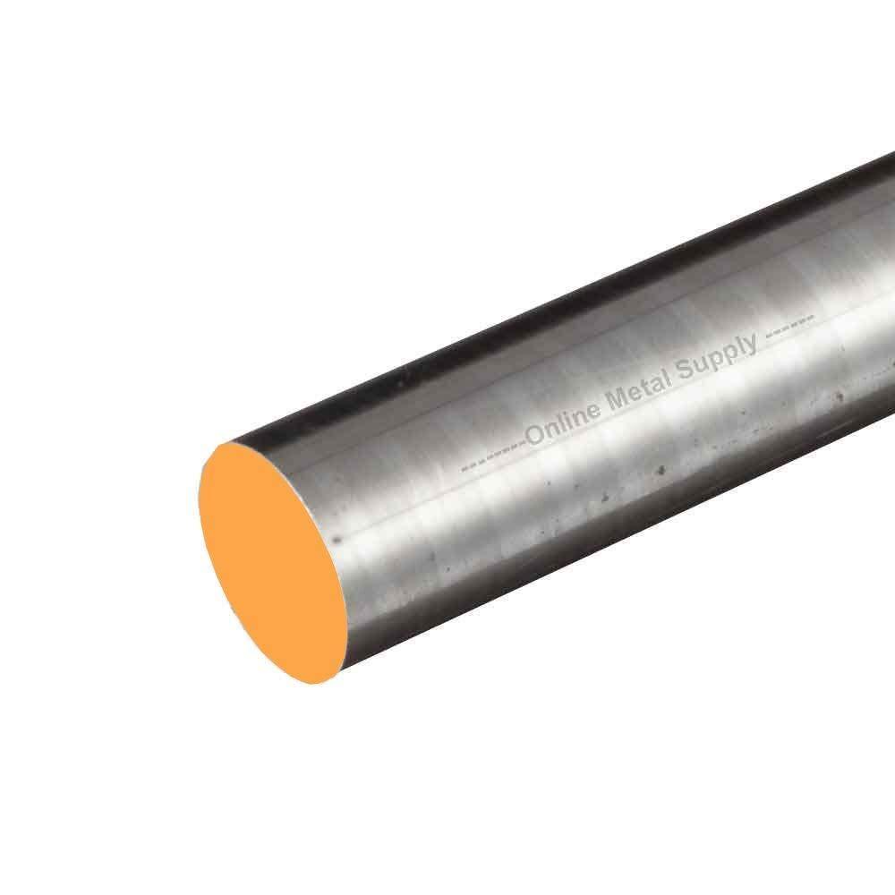 Online Metal Supply 12L14 CF Steel Round Rod 1-7 List price inch 1.437 Surprise price 16