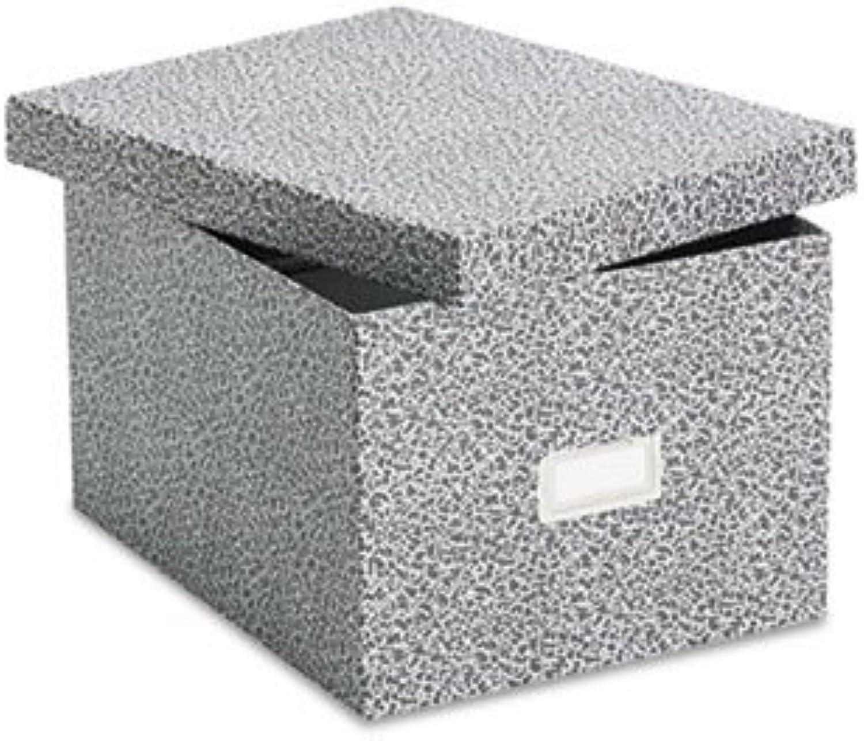 Oxford Die Cast Karteimappe mit Deckel für 1.200 6 x 9 Karten, schwarz-weißer Karton, 1 Stück B002ZZ46F8 Bekannt für seine gute Qualität  | Good Design