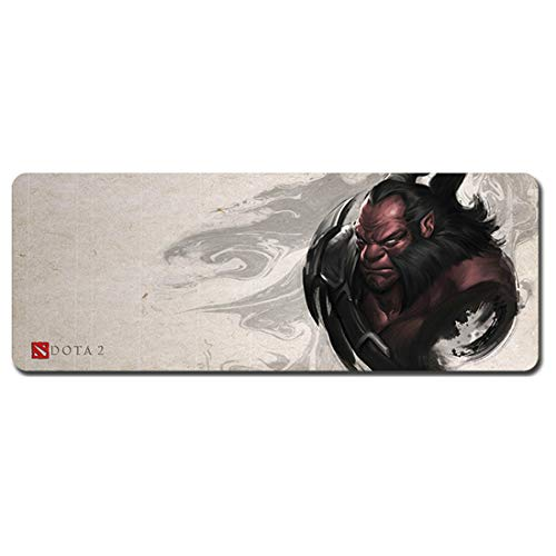 Mouse Pad Table Mats Increase Thickening Computer Notebook Mat Dota 2 Gaming Mousepad J (900 X 400 mm/35.43 X 15.74 inch, 003)