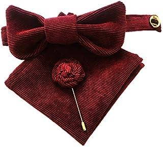 Emoltem Handmade Pre-tied Bowtie Best accessory & gift idea for men-EMF-MHT0004