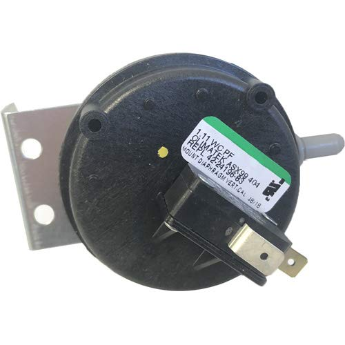 Clearance SALE Limited time Furnace Vent Air Pressure Switch Fits 42-24196-03 Rheem Part Las Vegas Mall # 1