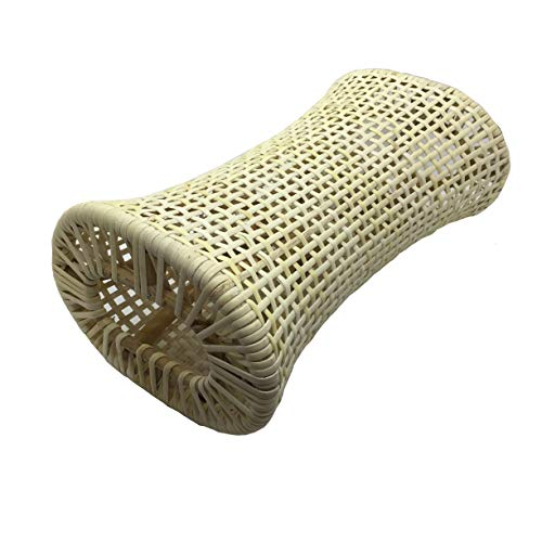 Japanese Style Rattan Bed Pillow Yotsu Ami 11.8 X 6.8 X 4.7 Inches From Japan