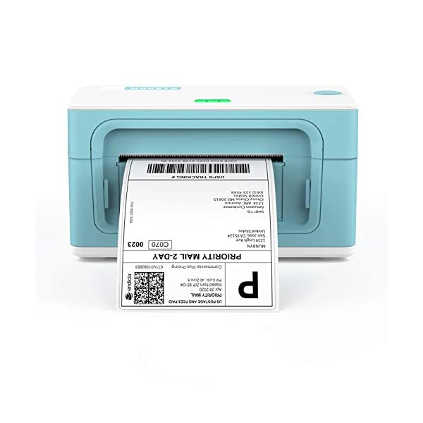 MUNBYN Thermal Label Printer for UPS, USPS,Shopify