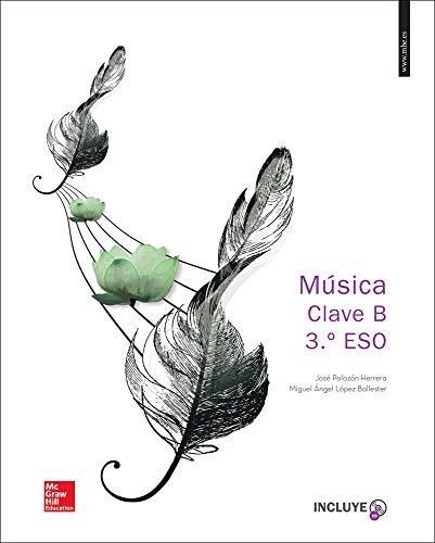 Música Clave B. ESO 3 - Edición 2015 - 9788448607890