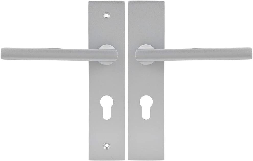 Mechanical Security Lockset, Marble Lock Cylinder Door Security
