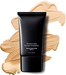 Jolie Mineral Liquid Powder Foundation