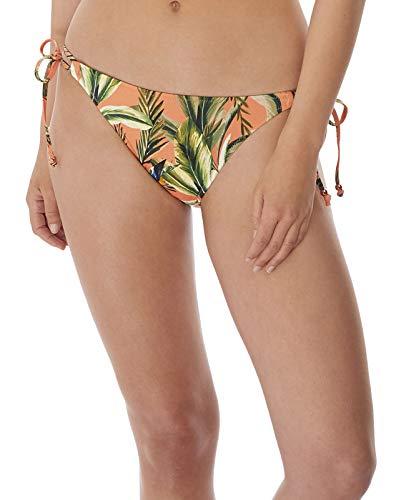 Freya Damen Birds in Paradise Rio Side Tie Bikini Bottom Bikinihose, Cantaloupe-Melone, Small