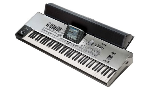 Korg PA3-X-76 MUSIKANT Keyboard PA-3X Music Workstation