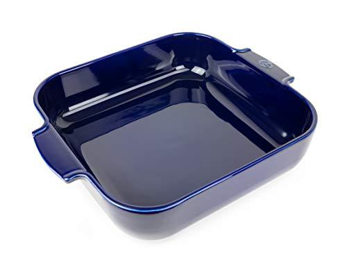 PEUGEOT 60152 Appolia Auflaufform, Keramik, blau