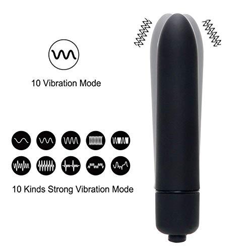 Back Mässǎgěr Fertility Tests 10 Pulse Settings, Waterproof Home Fitness