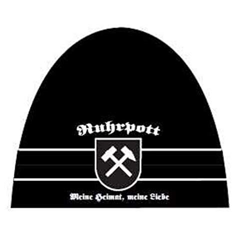 FRIP - Strickmütze Ruhrpott mit Wappen & Stickerei Mütze Cap