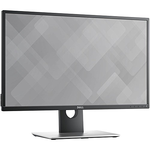 Dell P2417H 61 cm (24 Zoll) Monitor (1920 x 1080, LED, HDMI, VGA, Display Port, 6ms Reaktionszeit)
