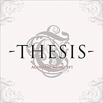 Acoustic Music EP, Vol.1