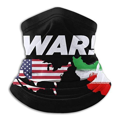 The United States Vs Iran, Mikrofaser-Halswärmer, Schal, Gamasche, Kopfbedeckung, Gesichtsmaske, Bandanas