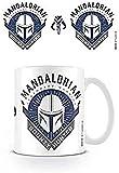 Pyramid International Star Wars (The Mandalorian) - Taza 320 Ml Bounty Hunter