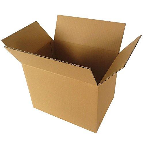 ボックスバンク ダンボール(段ボール箱)100サイズ 10枚セット 引越し・配送用 FD06-0010-a