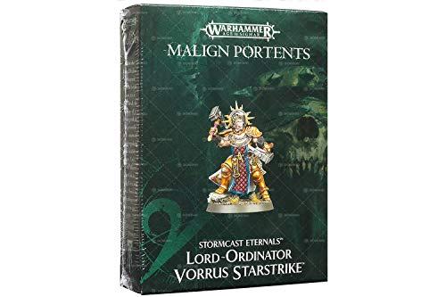 Games Workshop Lord-Ordinator Vorrus Starstrike Malign Portents Warhammer Age of Sigmar
