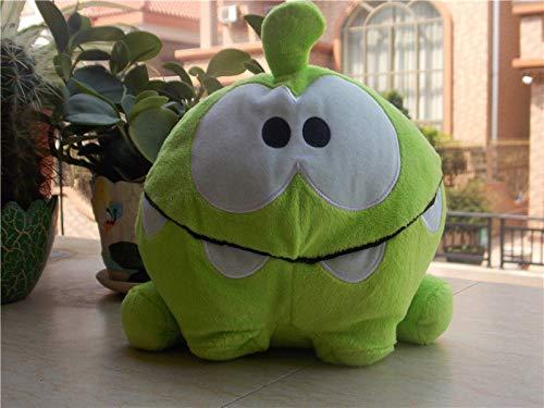 Mmurong Plush Toys 20cm Green Frog Stuffed Animal Peluche Toys Kids Toys Children Collection Cadeau