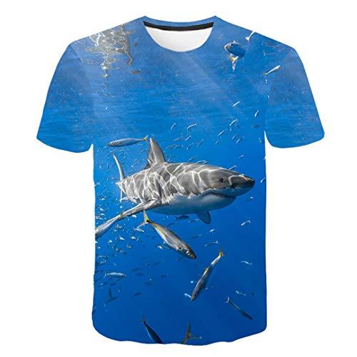 Animal T Shirts Short Sleeve Children Girls Print T Shirts 100% Polyester Kids Tops tee 934 10 ANS