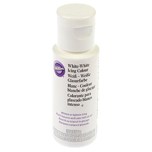 Icing Colors 2oz-White