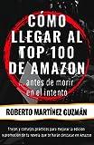 CÓMO LLEGAR AL TOP 100 DE AMAZON... antes de morir en el intento...