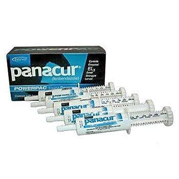 Panacur Paste horse wormer PowerPac