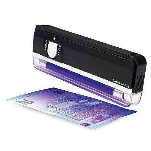 Safescan 40H - Detector de billetes falos UV portátil