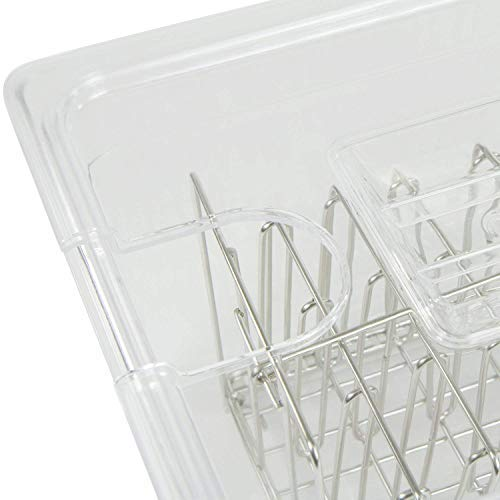 Houseables Sous Vide Container Lids, Tub Cover, 14.4 x 12.5 Inch, Plastic, Clear, Cut-Out for Anova Culinary Precision Cookers, Prevents Vaporization (Lid Only)