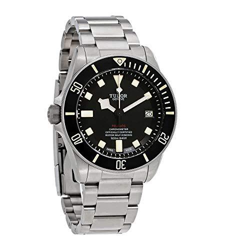 Tudor Pelagos LHD 25610TNL-BKSTI - Reloj automático para Hombre, Esfera Negra