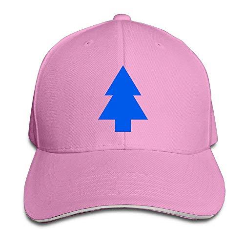 KASHFIHO Ladies Adjustable Snapback Baseball Cap Dipper's Pine Mom Trucker Hat