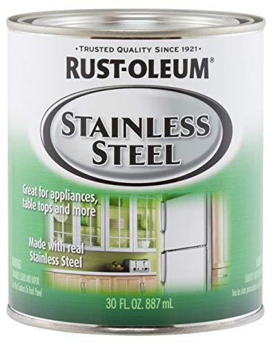 Rust-Oleum 247963 Specialty Oil Based Appliance, Stainless Steel, 30 Fl. Oz.