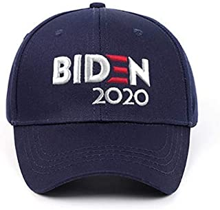 GZZX Biden 2020 Hat for President Election Campaign Baseball Cap Embroidered Cotton Adjustable Dad Hat Black