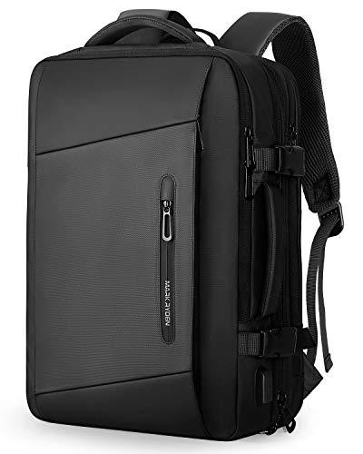 MARK RYDEN MS Laptop Rucksack, 25L- 40L 17,3 Zoll Business Rucksack Herren, Laptop Tasche...