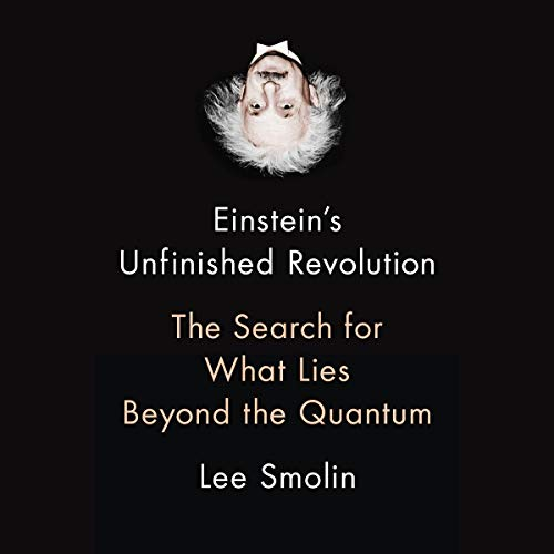 Einstein's Unfinished Revolution audiobook cover art