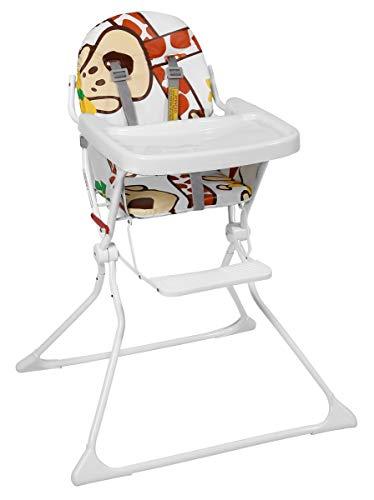 Cadeira de Refeição Alta Standard II, Galzerano, Girafa, Até 15 kg