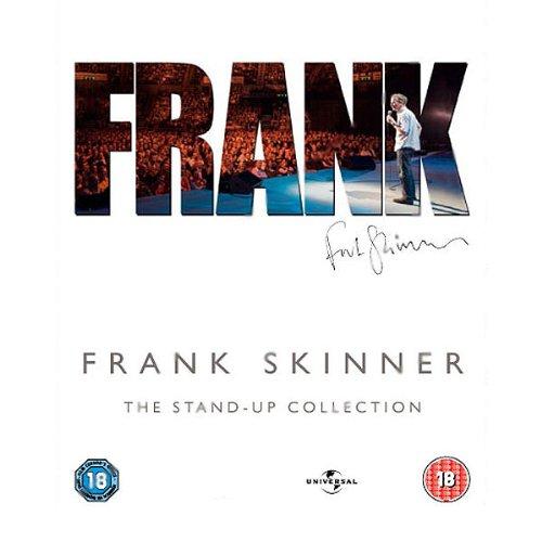 Frank Skinner audiobook cover art