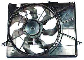 TYC 621340 Hyundai Sonata Replacement Radiator/Condenser Cooling Fan...