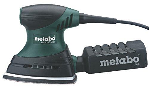 Metabo FMS 200 Intec Ponceuse multifonction (Import Allemagne), 600065500