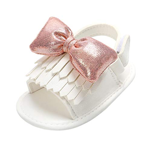 BBmoda Zapatos Bebe Niña Verano Primeros Pasos Recién