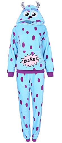 sarcia.eu Blau-lila Pyjama DIE Monster AG, Monsters, INC. Small
