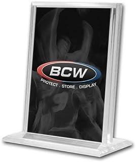 BCW 1-ACS-V Acrylic Card Stand - Vertical