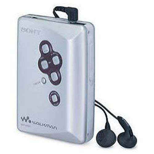 Sony WM-EX501/S - Radio