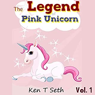 The Legend of the Pink Unicorn cover art