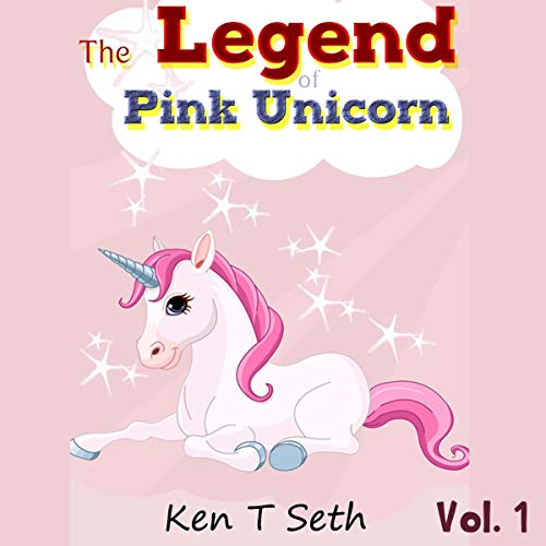 The Legend of the Pink Unicorn audiobook cover art