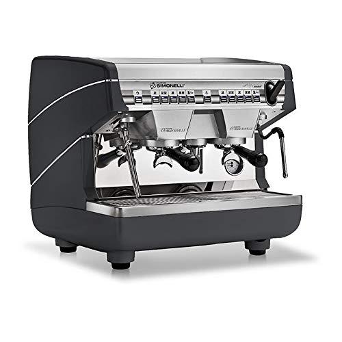 Read About Simonelli Appia II COMPACT Volumetric Automatic Espresso Machine 110v / 220v